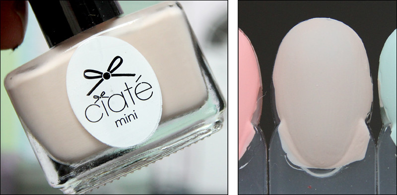 Ciaté Doll face swatch
