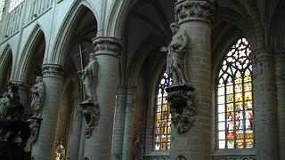 Kathedrale St. Michael und St. Gudula in Brüssel (2013)