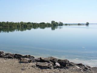 Lago del Der.