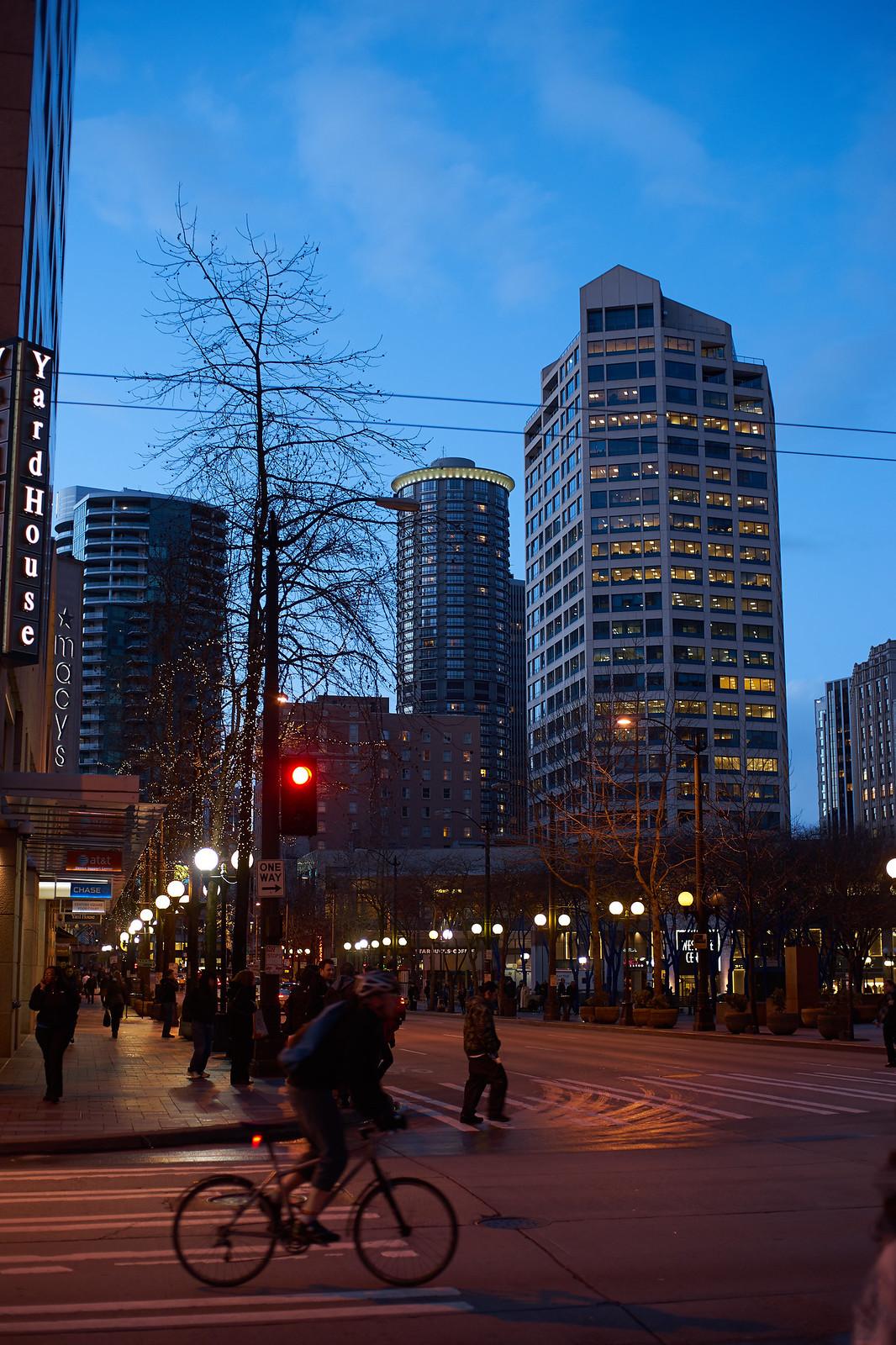 西雅圖街景