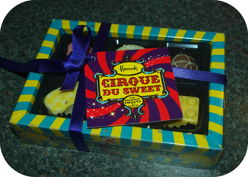 Harrod's Cirque du Sweet Chocolates