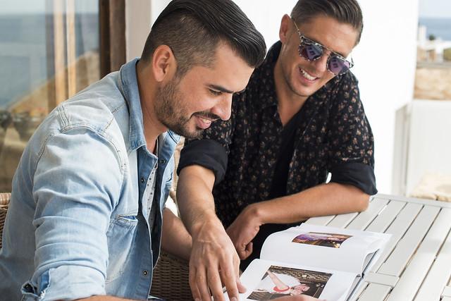 Ibiza living: Mauricio & Bradley, Coco Safari 88