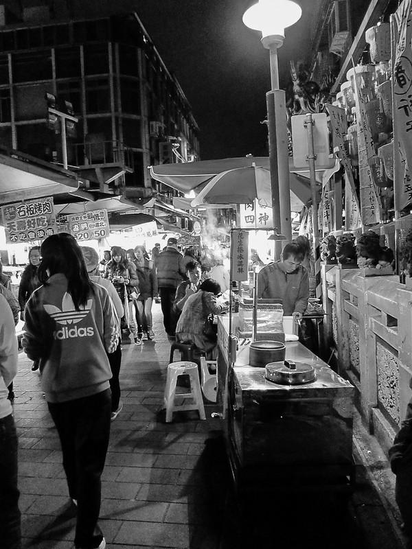 Taiwan's Shilin Market