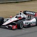 Helio Castroneves on course during the 2014 Open Test at Barber Motorsports Park