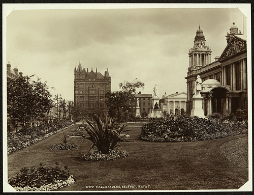 City Hall Gardens, Belfast