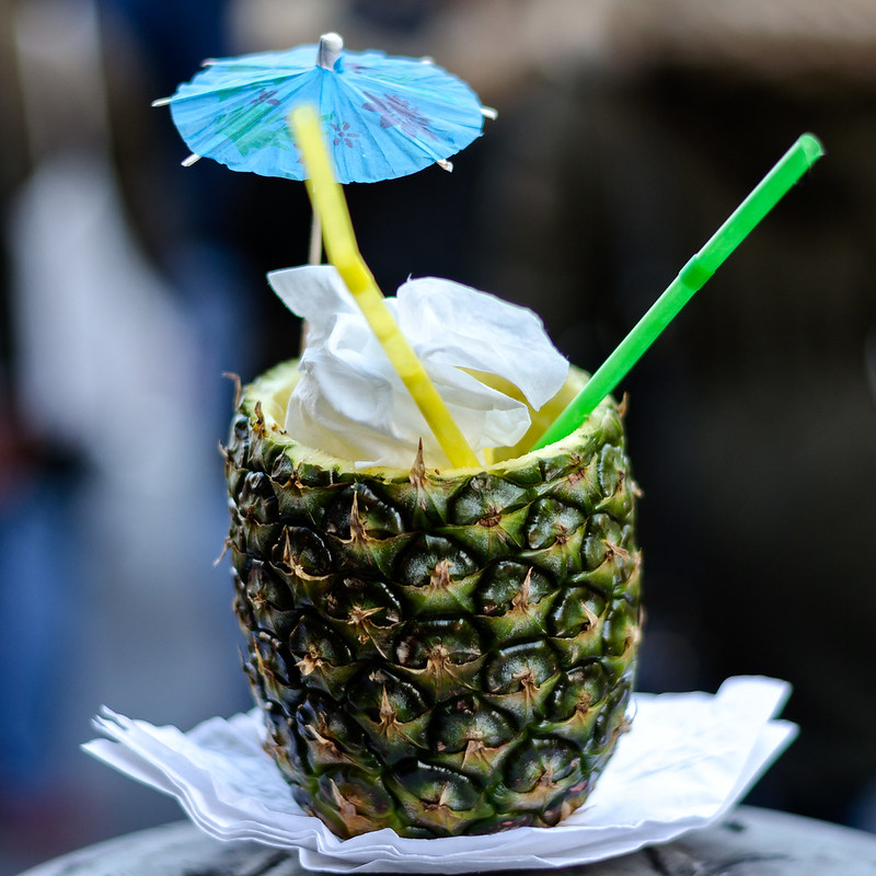 Cocktail Pineapple