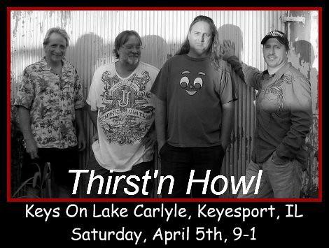 Thirst'n Howl 4-5-14