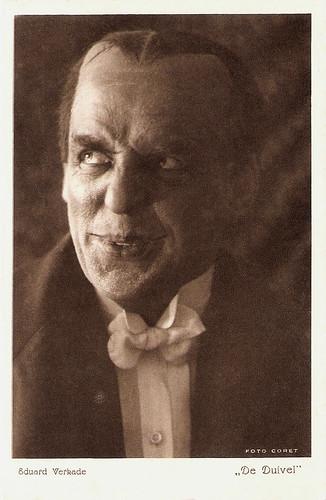 Eduard Verkade, De Duivel