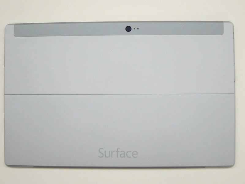 Microsoft Surface 2 - Back