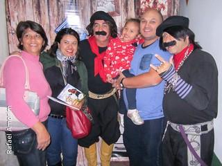 Familia com o Guri