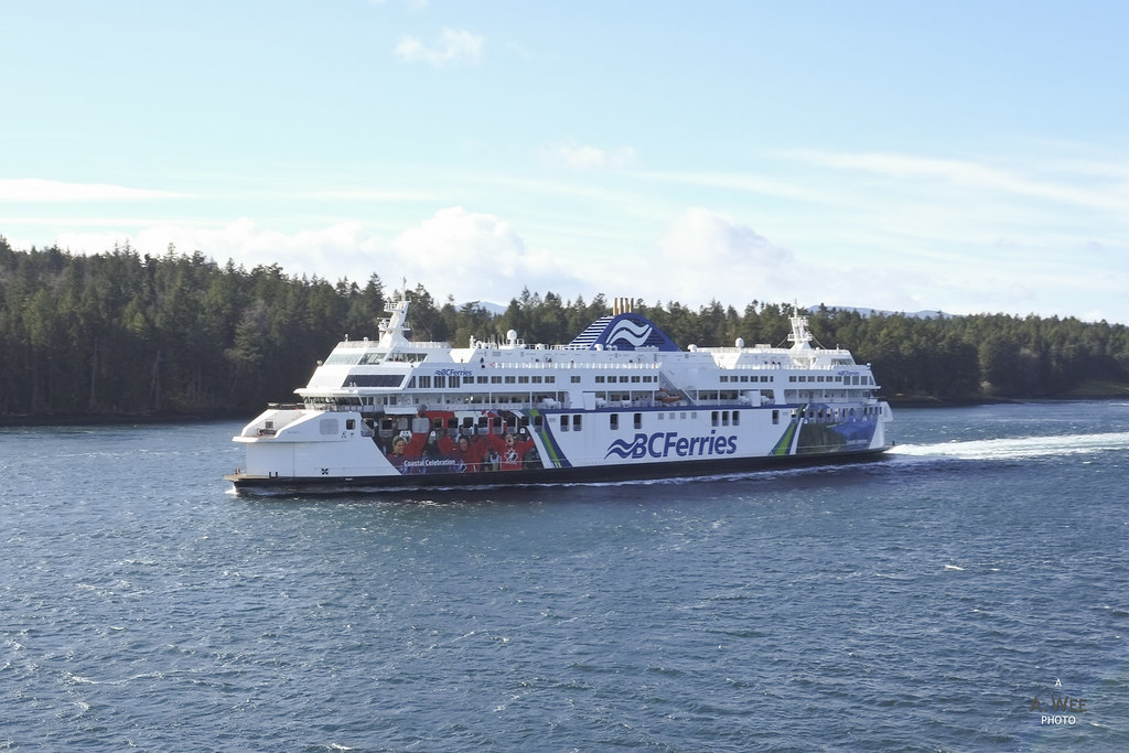 BC Ferries' Coastal Celebration