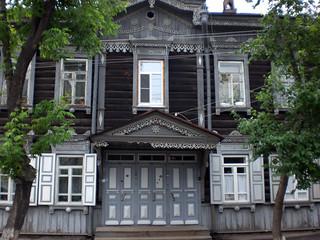 Casa Siberiana de Irkutsk Irkutsk, la venecia siberiana de Rusia - 13832489214 093d62c239 n - Irkutsk, la venecia siberiana de Rusia