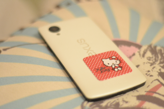 Daisybutter - UK Style and Fashion Blog: stickems, phone accessories