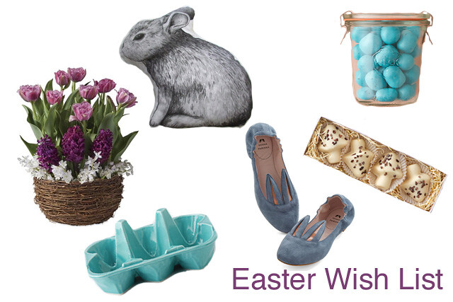 Easter Wish List