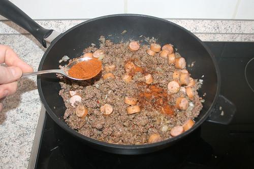 28 - Chilipulver hinzufügen / Add chili