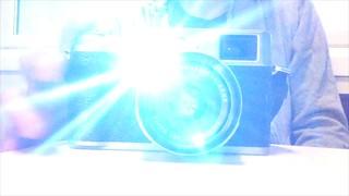15 second exposure.