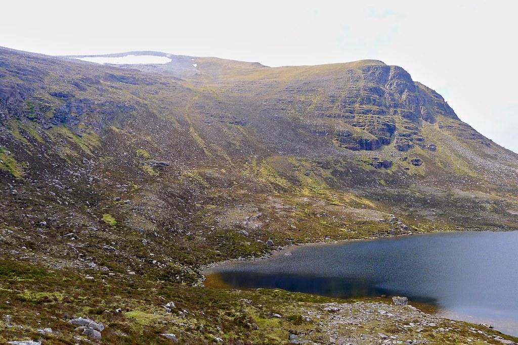 Sgurr Ban and Loch a' Bhrisidh