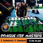 2014, Dec - ITSF Master Series, Prague