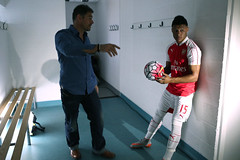 Premier League Behind the scenes Alex Oxlade-Chamberlain 11
