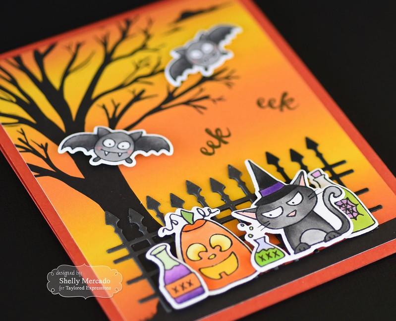 Tag Along Halloween