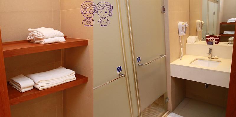 11南方莊園 豪華客房 洗手間