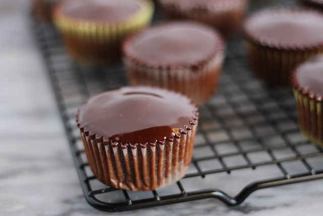 Double Chocolate Cupcakes 2.0