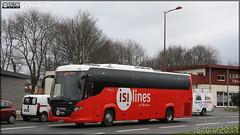 Scania Touring - Transdev TEGO (Transdev Express Grand Ouest) / Isilines n°24704 - Photo of Coulans-sur-Gée