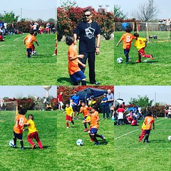 Today I was a soccer Master , I coach my grandson he won one game and lost another , we had a fun day together this is the most important, life is good , thanks God #cavalcantifamilydallas #sonsofcavalcantidallas #iamcavalcanti #ilovemygrandson #dallassoc