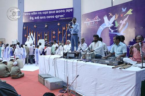 Devotional song by Umesh Maharana from Singiree, Odisha