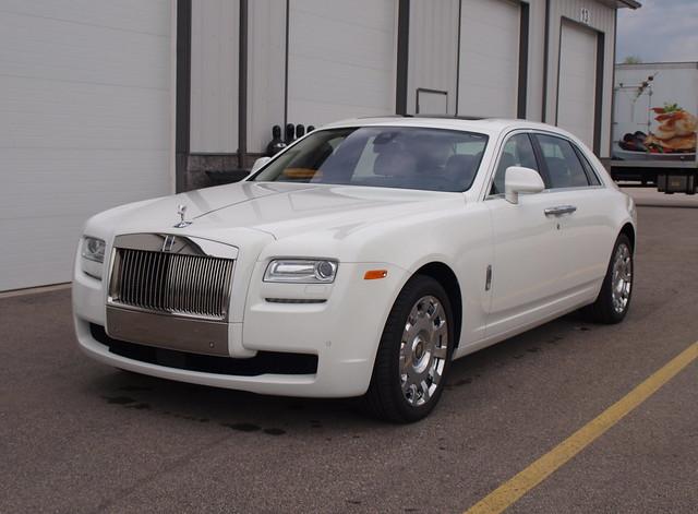 2013 Rolls-Royce Ghost 1