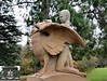 Going... 'Boy and Pelican', William Leslie Bowles, Fitzroy Gardens, Melbourne, VIC, Australia