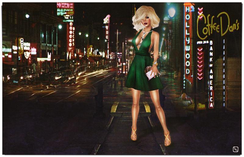 Emerald Blonde.