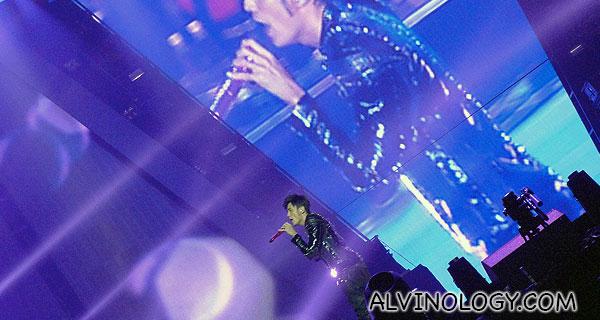 Jay Chou the soulful crooner