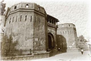 Billede af Shaniwarwada. heritage saturday stockphotography wada punecity shaniwarwadapune ramnathbhat peshwabajiraoi