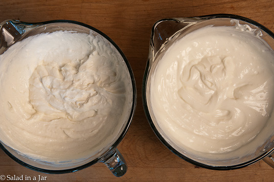 How Much Starter Do You Really Need To Make Yogurt? comparing yogurt