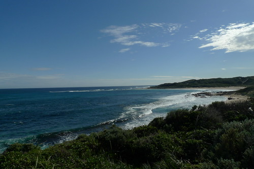 Looking towards Cape Mentelle