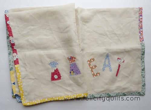 Zakka Dish Towels