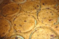 masa de galletas de avena