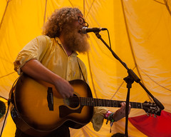 Glastonbury 2013 - Ben Caplan