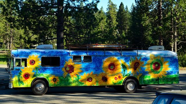 Bus Gogh