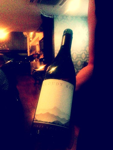 2011 Cloudy Bay Pinot Noir