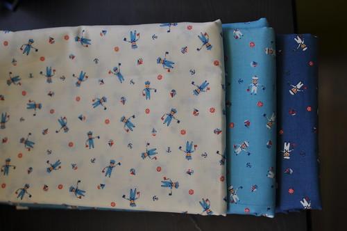 Lecien Minny Muu Fabric