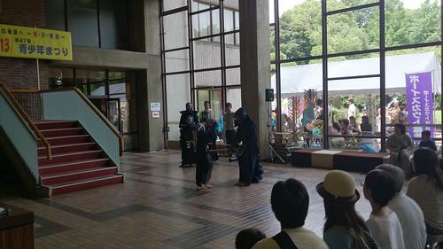2013/7/21 蕨SPF 塚越剣友会