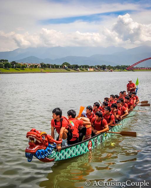 It's Dragon Boat Festival Time!