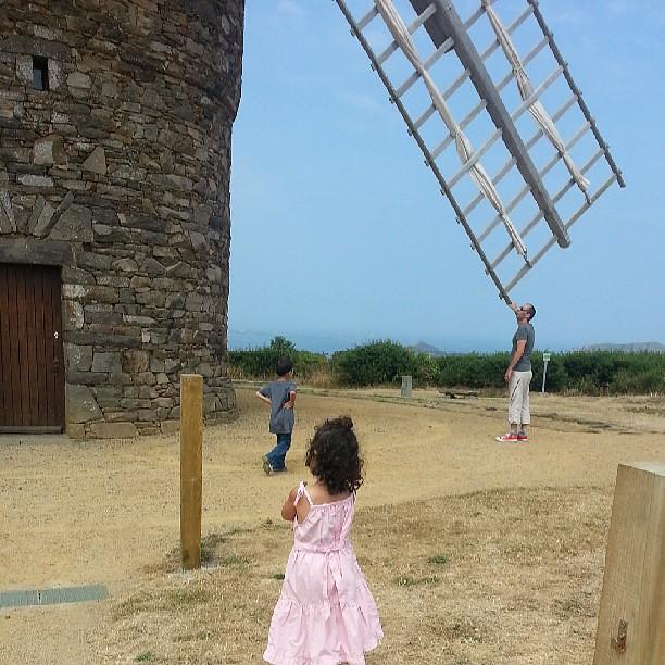 Au moulin de #craca #blog #blogueuse #ourlittlefamily #france #family #famille #vacances #bretagne #paimpol #nofiltre