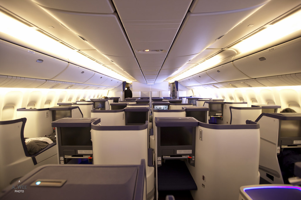 Review of ANA flight from San Francisco to Tokyo in First