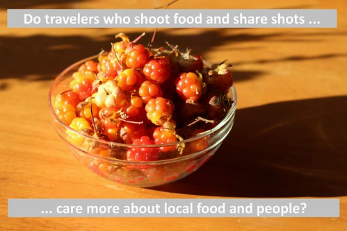 Local Food and Travel Photo Sharing
