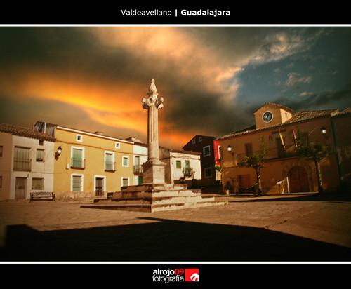 Valdeavellano | Guadalajara | Spain by alrojo09