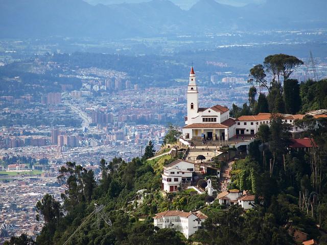 Bogota-PANORAMICA BTA