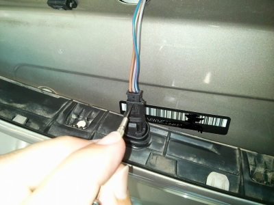 Trunk Lid Grip Button Not Working Diy North American